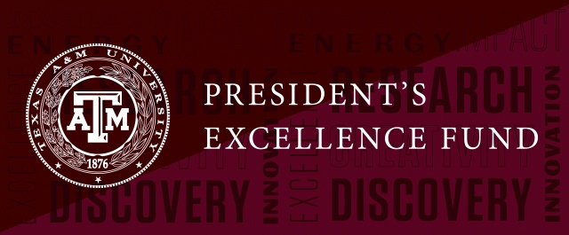 President's Excellence Fund Header